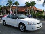 2006 White Chevrolet Monte Carlo LT #61288223