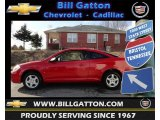 2007 Victory Red Chevrolet Cobalt LS Coupe #61288759