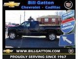 2012 Black Chevrolet Silverado 1500 LT Extended Cab #61288754