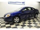 2007 Laser Blue Metallic Chevrolet Cobalt LS Coupe #61288744