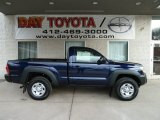 2012 Nautical Blue Metallic Toyota Tacoma Regular Cab 4x4 #61288171
