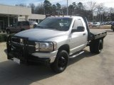 2006 Dodge Ram 3500 SLT Regular Cab 4x4 Stake Truck Data, Info and Specs