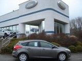2012 Sterling Grey Metallic Ford Focus SE 5-Door #61288152
