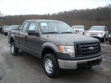2012 Ford F150 XL SuperCab 4x4 Data, Info and Specs