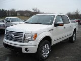 2012 Ford F150 Platinum SuperCrew 4x4 Data, Info and Specs