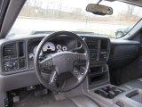2004 Chevrolet Silverado 1500 SS Extended Cab AWD Dashboard