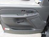 2004 Chevrolet Silverado 1500 SS Extended Cab AWD Door Panel