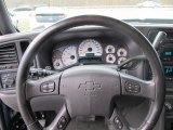 2004 Chevrolet Silverado 1500 SS Extended Cab AWD Steering Wheel