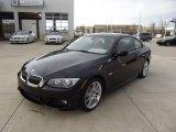 2012 Black Sapphire Metallic BMW 3 Series 335i Coupe #61288449