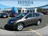 2012 Urban Titanium Metallic Honda CR-V EX #61288423