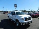 2012 Super White Toyota Tundra TRD CrewMax 4x4 #61288420
