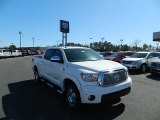 2012 Super White Toyota Tundra Limited CrewMax 4x4 #61288415