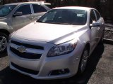 2013 Silver Ice Metallic Chevrolet Malibu ECO #61288079