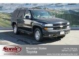 2005 Black Chevrolet Tahoe LT 4x4 #61288062
