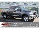 2012 Magnetic Gray Metallic Toyota Tundra CrewMax 4x4 #61288059