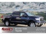 2012 Nautical Blue Metallic Toyota Tundra CrewMax 4x4 #61288057