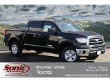 2012 Black Toyota Tundra CrewMax 4x4 #61288056