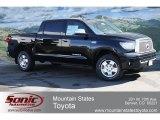 2012 Black Toyota Tundra Limited CrewMax 4x4 #61288055
