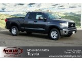 2012 Magnetic Gray Metallic Toyota Tundra Double Cab 4x4 #61288054
