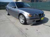 2005 Silver Grey Metallic BMW 3 Series 330i Sedan #61288354