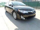 2012 Attitude Black Metallic Toyota Camry XLE #61288345
