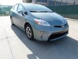 2012 Sea Glass Pearl Toyota Prius 3rd Gen Three Hybrid #61288335