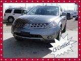 2007 Platinum Pearl Matallic Nissan Murano SL AWD #61288330