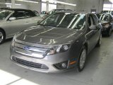 2011 Sterling Grey Metallic Ford Fusion SE V6 #61343015