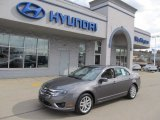 2011 Sterling Grey Metallic Ford Fusion SEL V6 #61344586