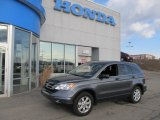 2011 Polished Metal Metallic Honda CR-V SE 4WD #61344561