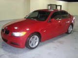 2008 Crimson Red BMW 3 Series 328i Sedan #61345777