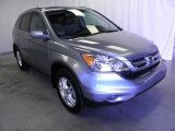 2010 Glacier Blue Metallic Honda CR-V EX-L AWD #61345159