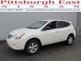 2012 Pearl White Nissan Rogue S Special Edition AWD #61345132
