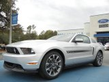 2012 Ford Mustang C/S California Special Coupe Front 3/4 View