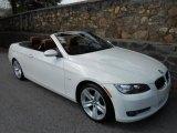2008 Alpine White BMW 3 Series 335i Convertible #61344471