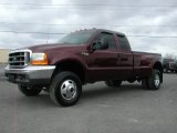 2000 Ford F350 Super Duty XLT Extended Cab 4x4 Dually Data, Info and Specs