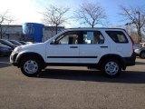 2006 Taffeta White Honda CR-V LX 4WD #61345683
