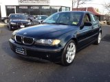 2002 Oxford Green Metallic BMW 3 Series 325i Sedan #61344415
