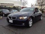 2009 Monaco Blue Metallic BMW 3 Series 328xi Coupe #61344413
