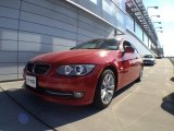 2011 Crimson Red BMW 3 Series 328i xDrive Coupe #61344408