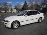 2002 Alpine White BMW 3 Series 325i Sedan #61345629