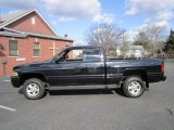 2001 Black Dodge Ram 1500 SLT Club Cab 4x4 #61345625