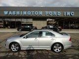 2010 Brilliant Silver Metallic Ford Fusion Sport AWD #61344899