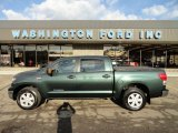 Timberland Green Mica Toyota Tundra in 2008