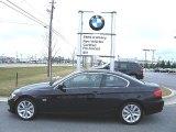 2012 Jet Black BMW 3 Series 328i Coupe #61344877