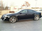 2004 Black Pontiac Grand Prix GTP Sedan #61344862