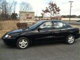 2003 Black Chevrolet Cavalier Sedan #61344860