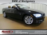 2012 Black Sapphire Metallic BMW 3 Series 328i Convertible #61344852