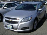 2013 Silver Ice Metallic Chevrolet Malibu ECO #61344175