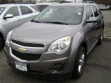 2012 Graystone Metallic Chevrolet Equinox LT AWD #61344154